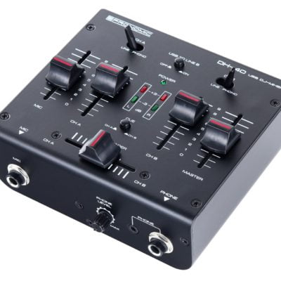 Pronomic DX-40 USB DJ Mixer