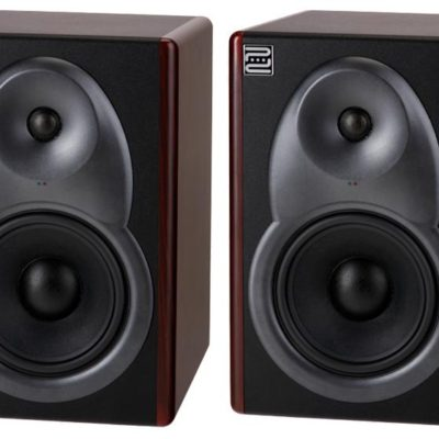 Pronomic M8B Active Studio Monitor Pair