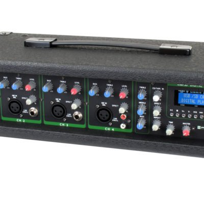 Pronomic PM42U MP3 Power Mixer