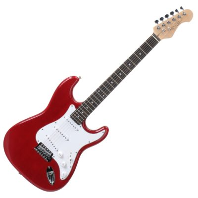 Rocktile Sphere Classic Electric Guitar Red