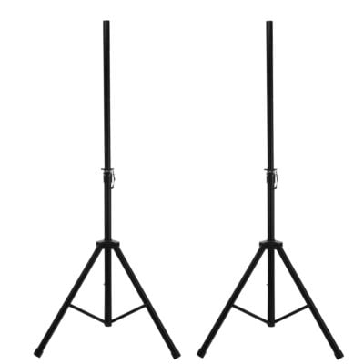 Set of 2 McGrey SPS-1 Speaker Stand Steel