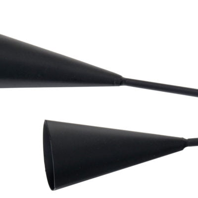XDrum 231A Agogo bell large black