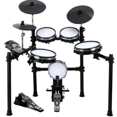 XDrum DD-530 Electronic drum set with mesh heads