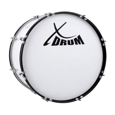 XDrum MBD-218 Marching Drum 18 inch x 12 inch