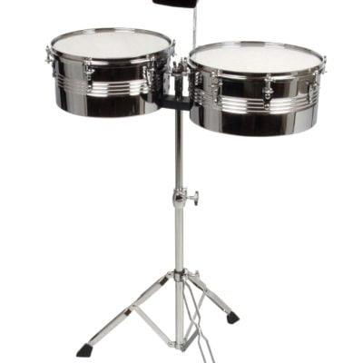 XDrum Timbales set 13 inch and 14 inch with Cowbell
