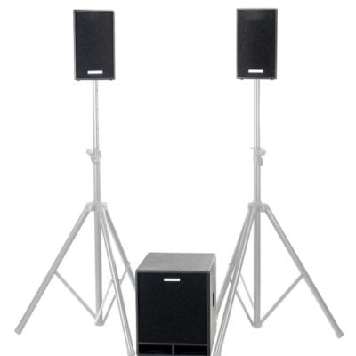 Pronomic XL-1D satellite active PA system