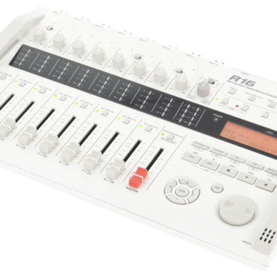 Zoom R16 16-track digital recorder