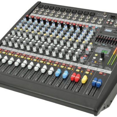 Citronic CLP-1200 Powered Mixer