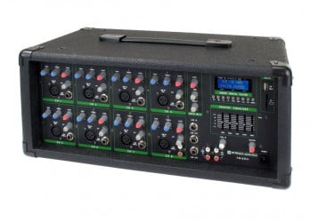 Pronomic PM82EU Powered Mixer