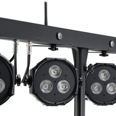 Showlite LB-4390 LED complete system RGB light system