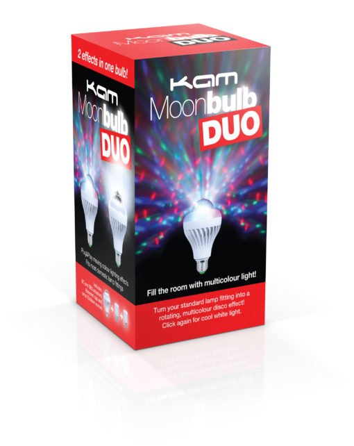 kam moonbulb duo party light