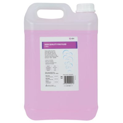 QTX High Quality Fog Fluid