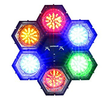 QTX, 6 Way LED Party Lights