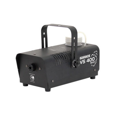 Equinox VS 400 Fogger Smoke Machine MK2