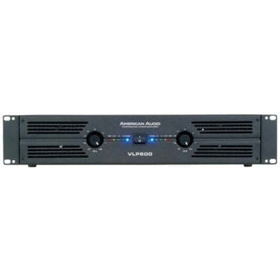 American Audio VLP600 power amplifier