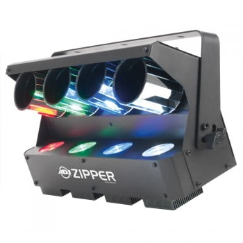 American DJ Zipper Effect Light