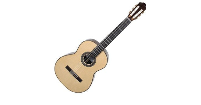 Antonio Calida CG6-F Ebony Classical Guitar