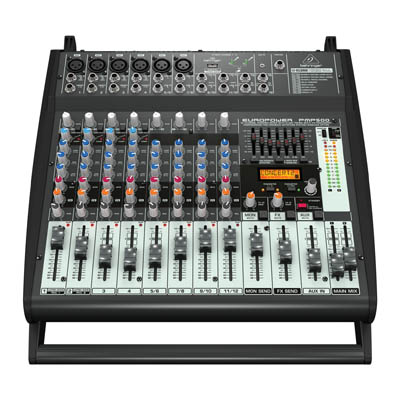 Behringer PMP500 Europower Mixer Amplifier