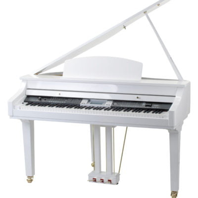 GP-500 Digital Piano White High Polish