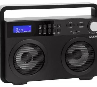 Lacoon breakdancer Portable Bluetooth Boombox