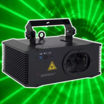 Laserworld ES-100G GREEN Laser