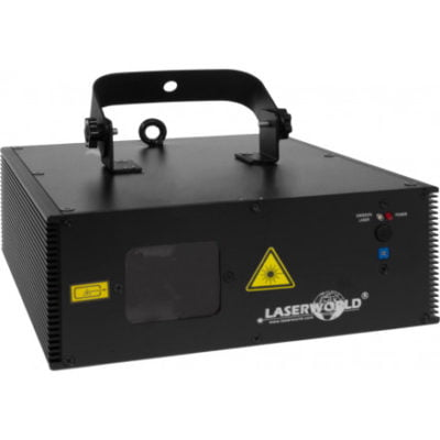 Laserworld ES-400RGB Red Green Blue Laser