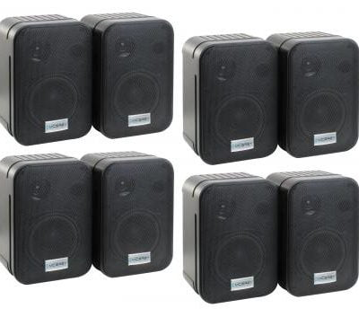 McGrey One-Control Monitor Set 4 pairs