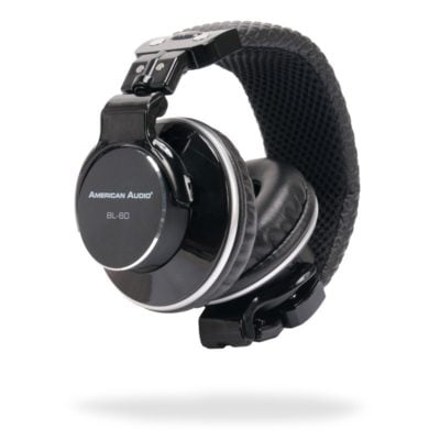 American Audio BL-60 Headphones