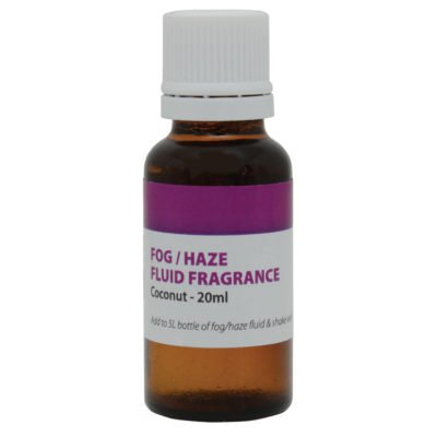 QTX Fog Haze Fluid Fragrances