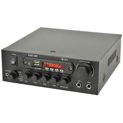 QTX KAD-2BT Digital Stereo Amplifier