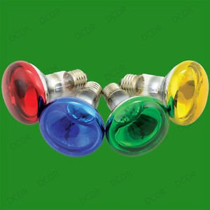 QTX R80 Coloured Reflector Lamps