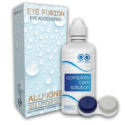 Eye Contact Solution Set 60ml with Case