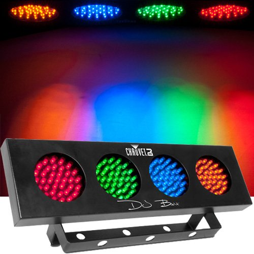 chauvet dj bank led disco light easily adds colour to any party