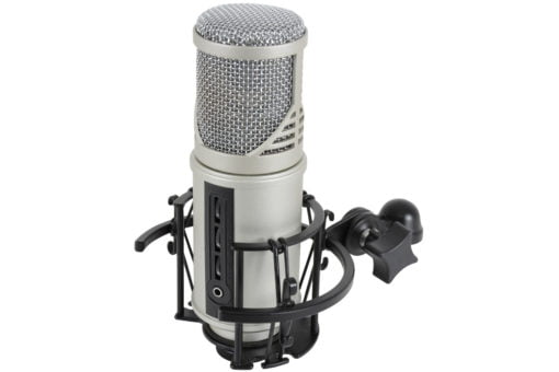 Citronic Studio Microphone with USB Audio Interface