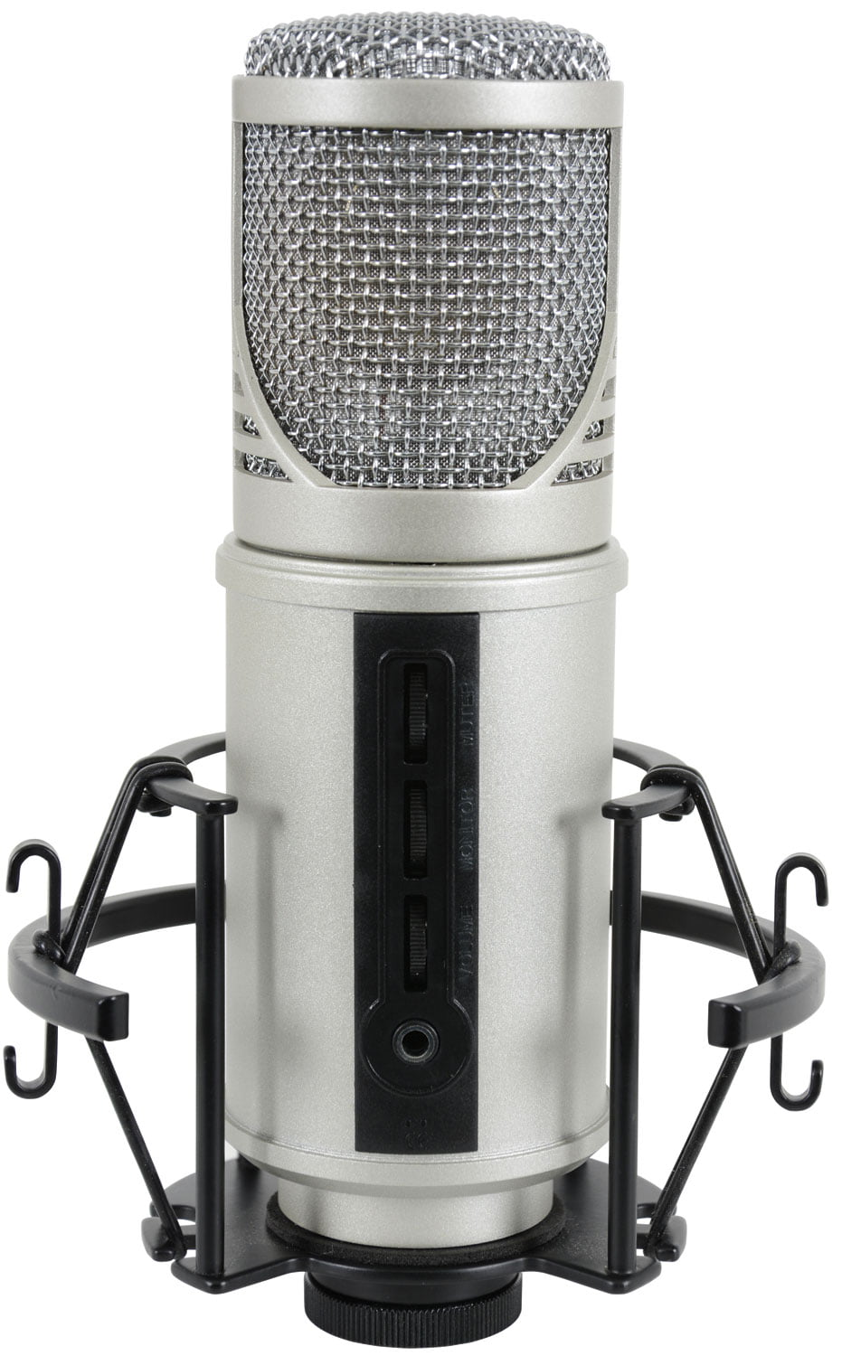citronic studio microphone with usb audio interface for sale at yowcha. Black Bedroom Furniture Sets. Home Design Ideas