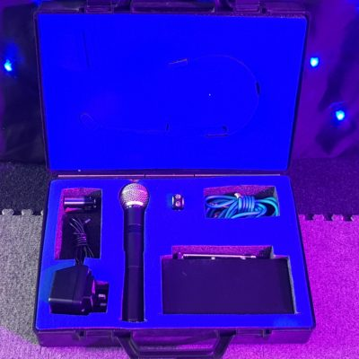 Trantec Systems S1000 Optimised VHF Wireless Microphone