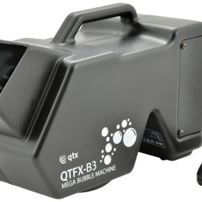 QTX Mega Bubble Machine