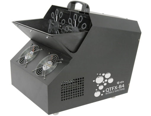 QTX Professional Bubble Machine