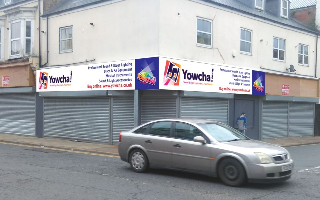 Yowcha Music Shop Grimsby
