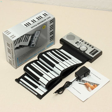 Roll-Up Piano Soft Keyboard