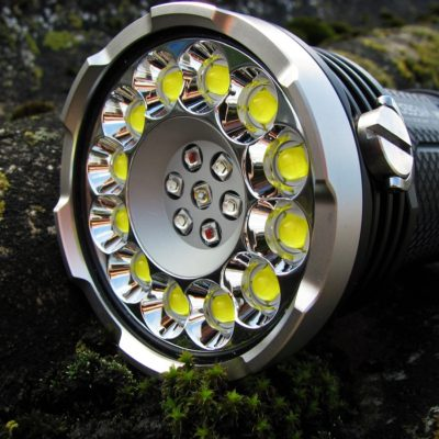 Acebeam X80 is This The Worlds Most Powerful LED Torch