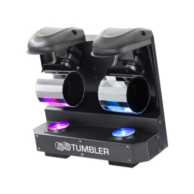 Equinox Tumbler Dual Roller Barrel LED