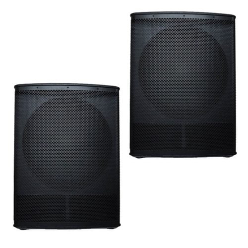 BishopSound BD121S 21 Inch Passive Sub Speakers