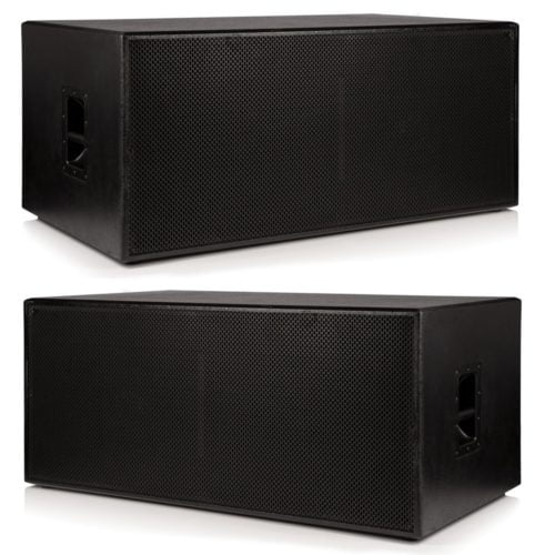 BishopSound Beta 18 inch Dual Passive Sub woofers 4000W