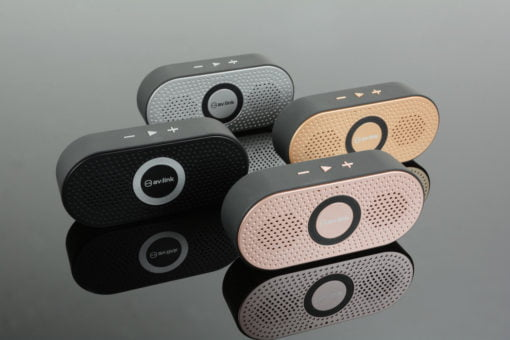 AV Link Bopp Portable Bluetooth Speaker