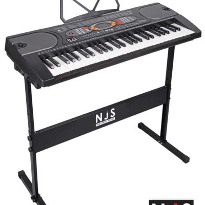 New Jersey Sound 54-Key Digital Keyboard Kit