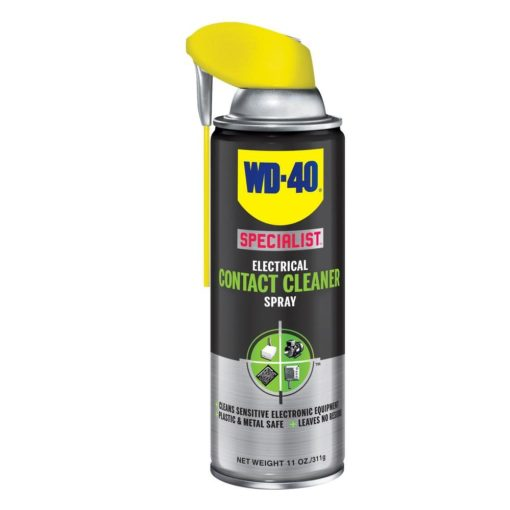 WD 40 Specialist Fast Drying Contact Cleaner with Smart Straw 400ml