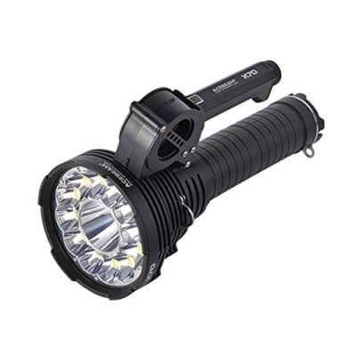 Acebeam X70 LED Searchlight 60000 lumens