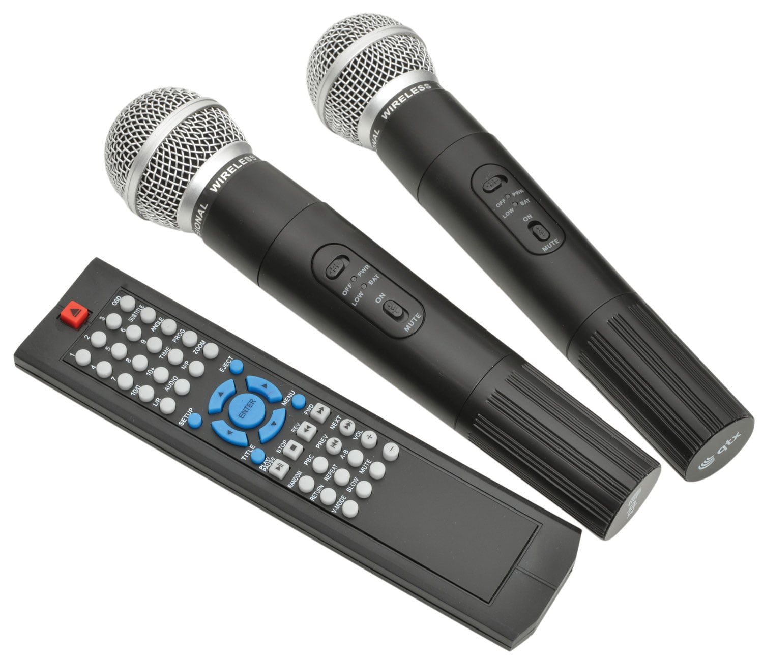 qtx pav8 portable pa set uhf mics bluetooth dvd karaoke for sale. Black Bedroom Furniture Sets. Home Design Ideas