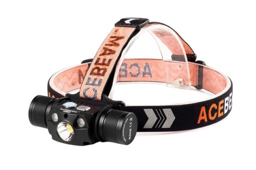 ACEBEAM H30 Headlamp 4000 lumens